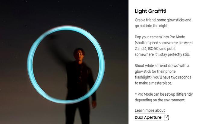 Chụp ảnh chuyên nghiệp để sống ảo với Galaxy S9 chưa bao giờ dễ dàng đến thế - Ảnh 7.