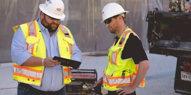 Nhờ iPad, một công ty xây dựng tiết kiệm được 1,8 triệu USD và 55.000 giờ làm việc mỗi năm - Ảnh 1.