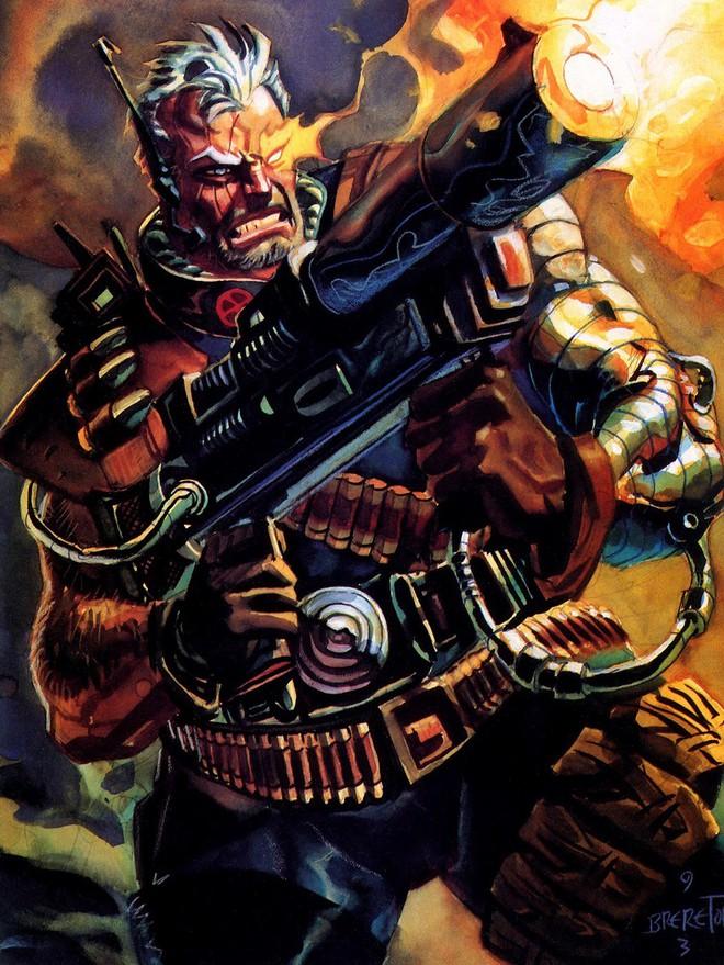 Cable là một trong những nhân vật có gốc gác phức tạp nhất thế giới Comic. Sở hữu sức mạnh thượng thừa cùng một trí tuệ siêu phàm, tên phản diện này chắc chắn sẽ khiến gã anh hùng lầy lội Deadpool phải vất vả đây !