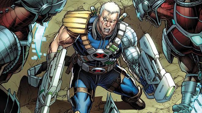 Là con của Scott và Jean Grey, hai dị nhân có sức mạnh bá đạo thuộc hàng bậc nhất đội X - men, hẳn nhiên Cable cũng không phải hạng cùi mía rồi!