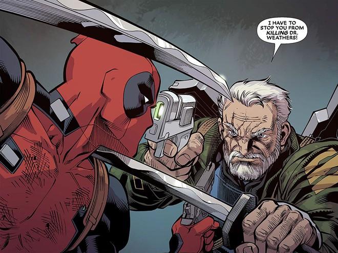 Trong Comics, Deadpool và Cable là một cặp bài trùng cực kì hot.