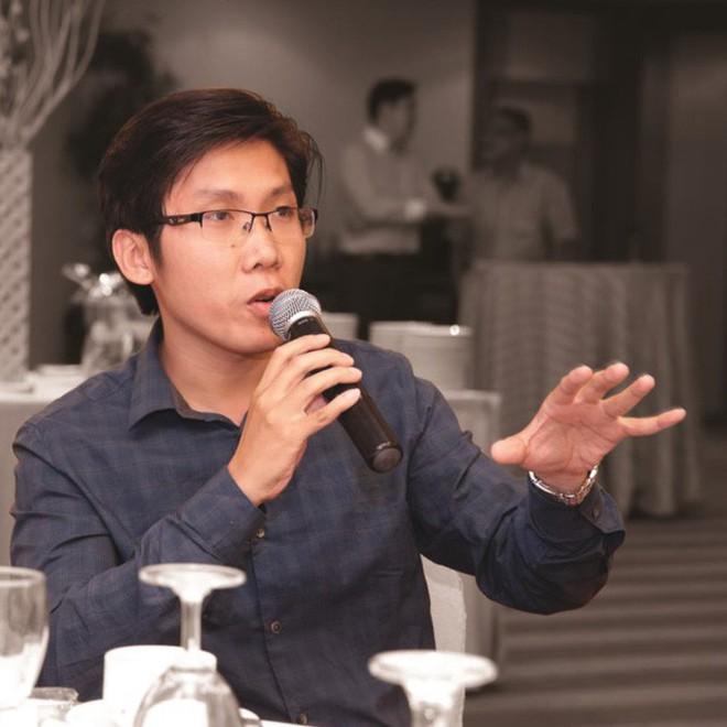 Nhà báo Lương Nguyễn An Điền