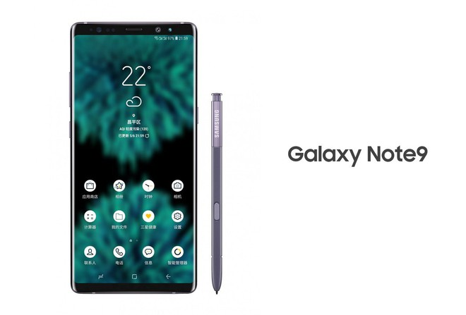 Galaxy Note 9 giống gần như y hệt Note 8, không có cảm biến vân tay dưới màn hình? - Ảnh 2.