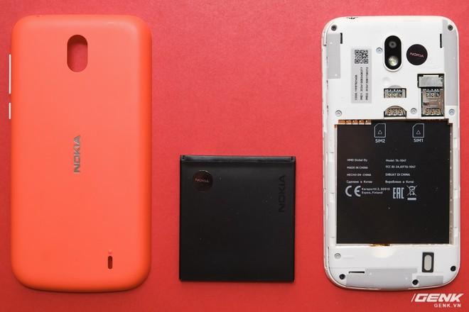Đánh giá Nokia 1: Khi phần mềm tốt không thể gánh nổi phần cứng tệ - Ảnh 5.