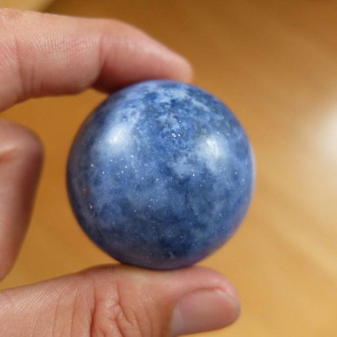 Quả cầu bằng giấy bạc chưa là gì hết, người Nhật còn có thể làm ra những quả cầu hoàn hảo chỉ bằng bùn đất - Ảnh 19.