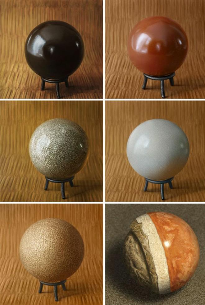 Quả cầu bằng giấy bạc chưa là gì hết, người Nhật còn có thể làm ra những quả cầu hoàn hảo chỉ bằng bùn đất - Ảnh 1.