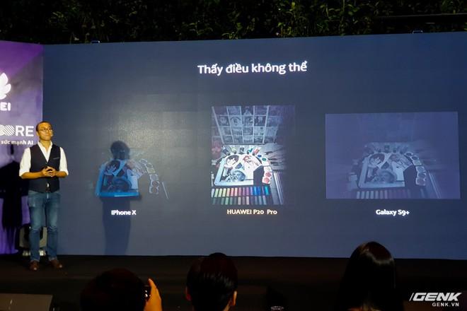 Huawei giới thiệu flagship P20 Pro tại Việt Nam: thiết kế đẹp, màn hình tai thỏ, trang bị 3 camera cho trải nghiệm chụp ảnh chuyên nghiệp, lên kệ từ 26/5 - Ảnh 10.