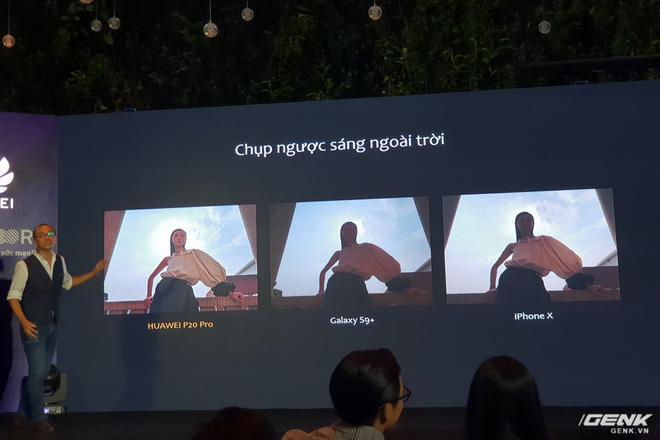 Huawei giới thiệu flagship P20 Pro tại Việt Nam: thiết kế đẹp, màn hình tai thỏ, trang bị 3 camera cho trải nghiệm chụp ảnh chuyên nghiệp, lên kệ từ 26/5 - Ảnh 11.
