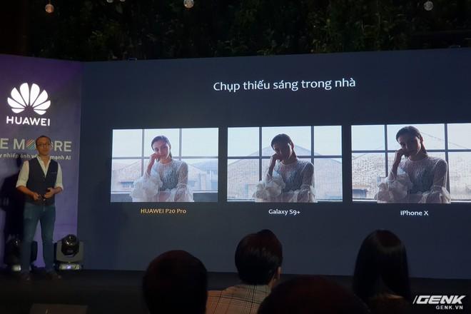 Huawei giới thiệu flagship P20 Pro tại Việt Nam: thiết kế đẹp, màn hình tai thỏ, trang bị 3 camera cho trải nghiệm chụp ảnh chuyên nghiệp, lên kệ từ 26/5 - Ảnh 12.