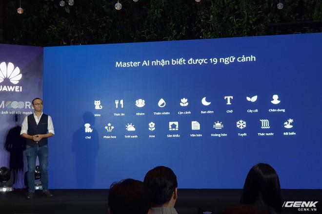 Huawei giới thiệu flagship P20 Pro tại Việt Nam: thiết kế đẹp, màn hình tai thỏ, trang bị 3 camera cho trải nghiệm chụp ảnh chuyên nghiệp, lên kệ từ 26/5 - Ảnh 13.