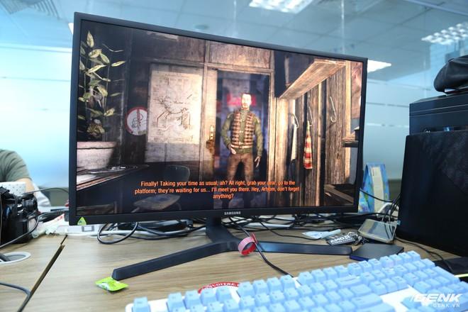 Samsung QLED Monitor CFG73 - đẹp trai thanh lịch nhưng chơi game cực đỉnh - Ảnh 11.