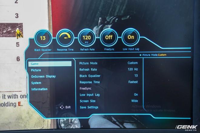 Samsung QLED Monitor CFG73 - đẹp trai thanh lịch nhưng chơi game cực đỉnh - Ảnh 12.