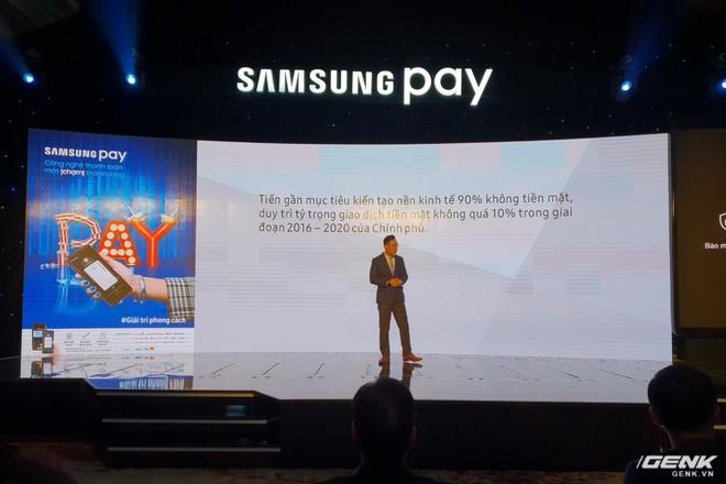 Samsung nâng cấp thêm tính năng mới cho ứng dụng thanh toán một chạm Pay: hỗ trợ thanh toán bằng Gear S3, rút tiền được tại máy ATM, đáp ứng 75% nhu cầu sử dụng thẻ của người dùng Việt - Ảnh 4.