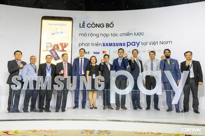 Samsung nâng cấp thêm tính năng mới cho ứng dụng thanh toán một chạm Pay: hỗ trợ thanh toán bằng Gear S3, rút tiền được tại máy ATM, đáp ứng 75% nhu cầu sử dụng thẻ của người dùng Việt - Ảnh 15.