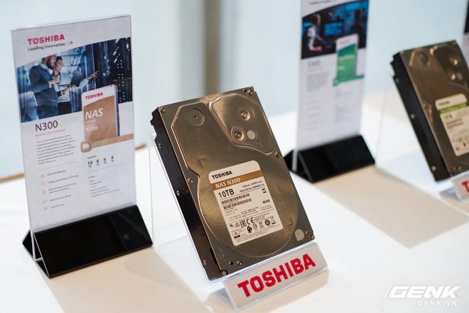 Toshiba tung ra dòng ổ cứng HDD gắn trong mới: chuyên nghiệp hoá phục vụ theo mục đích của người sử dụng - Ảnh 8.