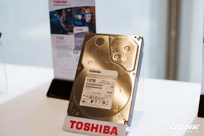 Toshiba tung ra dòng ổ cứng HDD gắn trong mới: chuyên nghiệp hoá phục vụ theo mục đích của người sử dụng - Ảnh 7.