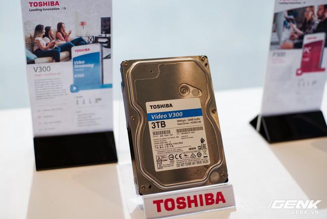 Toshiba tung ra dòng ổ cứng HDD gắn trong mới: chuyên nghiệp hoá phục vụ theo mục đích của người sử dụng - Ảnh 10.