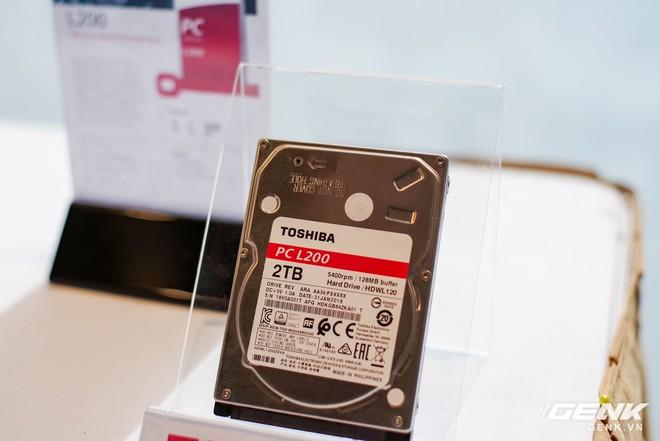 Toshiba tung ra dòng ổ cứng HDD gắn trong mới: chuyên nghiệp hoá phục vụ theo mục đích của người sử dụng - Ảnh 4.