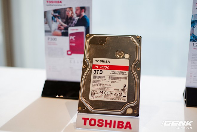 Toshiba tung ra dòng ổ cứng HDD gắn trong mới: chuyên nghiệp hoá phục vụ theo mục đích của người sử dụng - Ảnh 5.