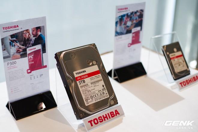 Toshiba tung ra dòng ổ cứng HDD gắn trong mới: chuyên nghiệp hoá phục vụ theo mục đích của người sử dụng - Ảnh 6.
