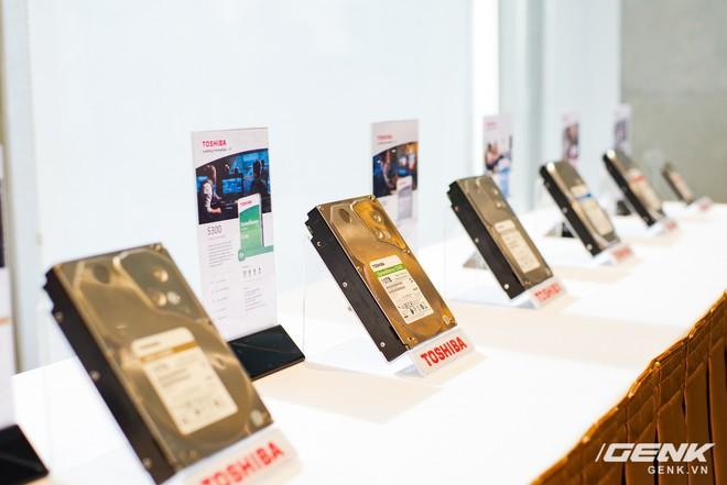 Toshiba tung ra dòng ổ cứng HDD gắn trong mới: chuyên nghiệp hoá phục vụ theo mục đích của người sử dụng - Ảnh 12.