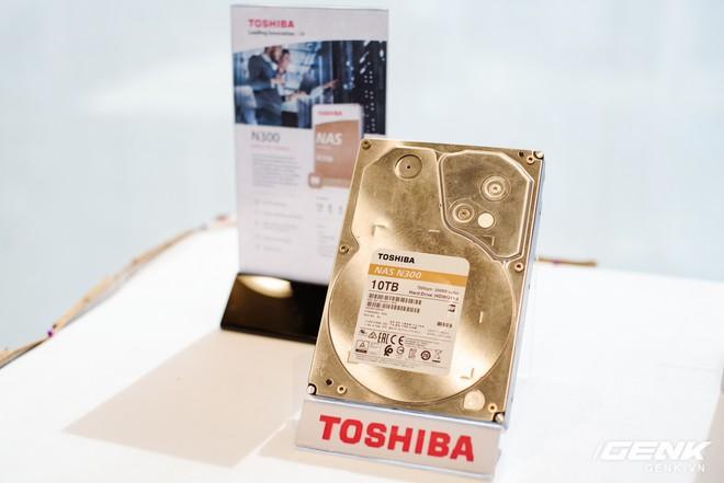 Toshiba tung ra dòng ổ cứng HDD gắn trong mới: chuyên nghiệp hoá phục vụ theo mục đích của người sử dụng - Ảnh 9.