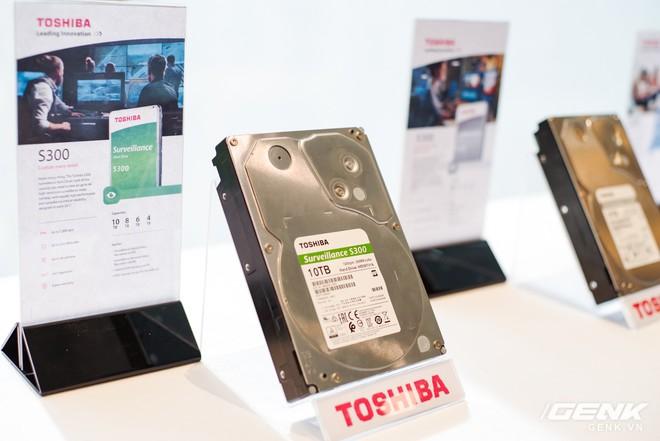 Toshiba tung ra dòng ổ cứng HDD gắn trong mới: chuyên nghiệp hoá phục vụ theo mục đích của người sử dụng - Ảnh 13.