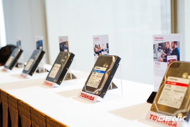 Toshiba tung ra dòng ổ cứng HDD gắn trong mới: chuyên nghiệp hoá phục vụ theo mục đích của người sử dụng - Ảnh 11.