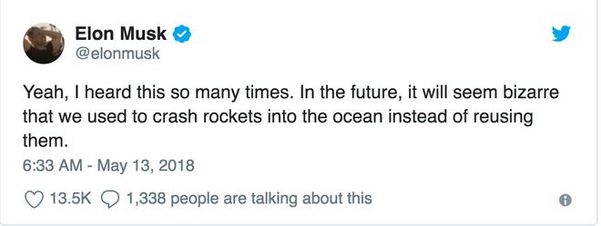 Viễn cảnh của Elon Musk về tương lai: Ai cũng có thể đi lên sao Hoả, và xe chạy bằng khí đốt sẽ trở thành cổ vật của quá khứ - Ảnh 3.