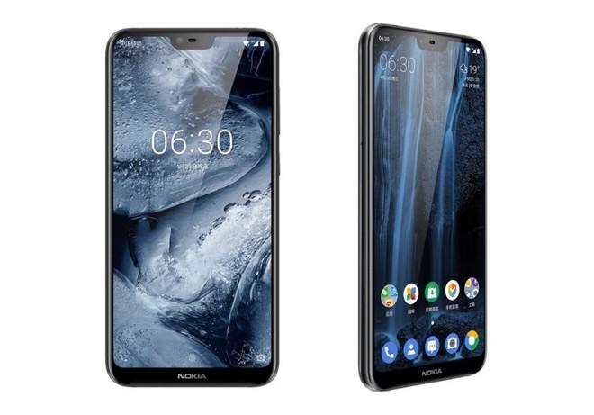 Nokia X6 chính thức ra mắt, 95% thân máy được phủ kính, camera kép, chip Snapdragon 636, 6GB RAM, giá 205 USD - Ảnh 1.