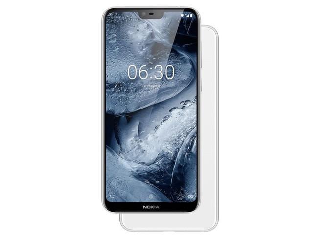 Nokia X6 chính thức ra mắt, 95% thân máy được phủ kính, camera kép, chip Snapdragon 636, 6GB RAM, giá 205 USD - Ảnh 4.