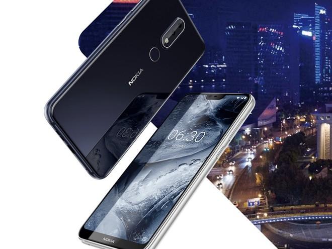 Nokia X6 chính thức ra mắt, 95% thân máy được phủ kính, camera kép, chip Snapdragon 636, 6GB RAM, giá 205 USD - Ảnh 3.
