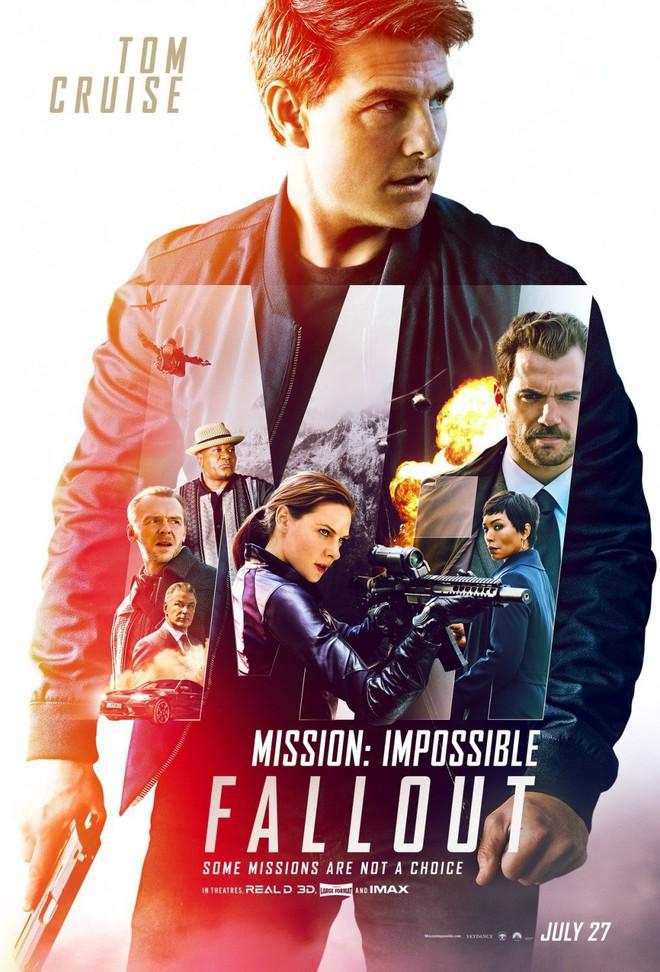 Trailer chính thức của Mission: Impossible - Fallout: Hành động, diễn biến căng thẳng đến tột cùng - Ảnh 2.