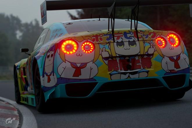 Độ xe hơi theo phong cách itasha