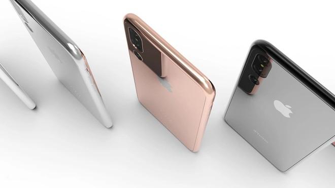 Đây là chiếc iPhone X Plus trong mơ của bạn - Ảnh 1.