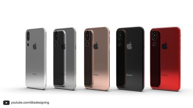 Đây là chiếc iPhone X Plus trong mơ của bạn - Ảnh 2.