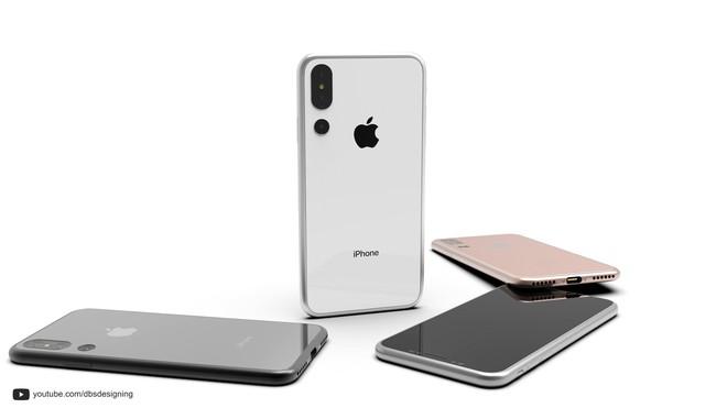 Đây là chiếc iPhone X Plus trong mơ của bạn - Ảnh 3.