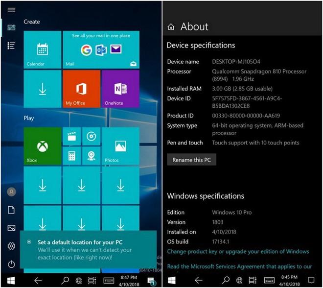 Đoạn clip Lumia 950 XL chạy Windows 10 trơn tru cho thấy Microsoft có vẻ đã từ bỏ cuộc chơi hơi sớm - Ảnh 2.
