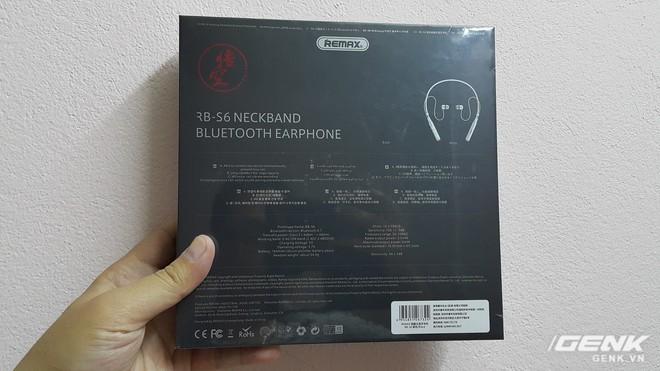 Đánh giá tai nghe không dây giá rẻ Remax RB-S6: âm thanh hay, kết nối cùng lúc 2 thiết bị, giá chưa tới 400 nghìn đồng - Ảnh 3.