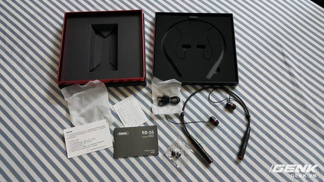 Đánh giá tai nghe không dây giá rẻ Remax RB-S6: âm thanh hay, kết nối cùng lúc 2 thiết bị, giá chưa tới 400 nghìn đồng - Ảnh 5.