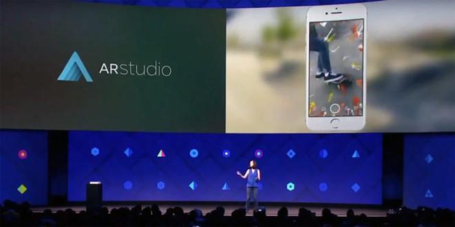 Với AR Studio, Facebook muốn đơn giản hóa quá trình sáng tạo và chia sẻ trải nghiệm AR của người dùng - Ảnh 1.
