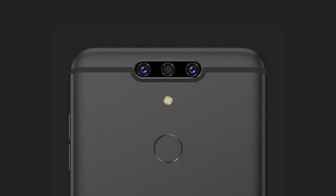 360 N7: chiếc smartphone lạ với 3 camera ở phía sau - Ảnh 1.