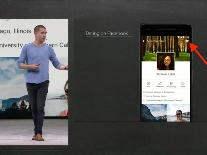 Dịch vụ hẹn hò của Facebook: Giúp người dùng tìm thấy mối quan hệ lâu dài chứ không phải làm cái xong thôi - Ảnh 1.