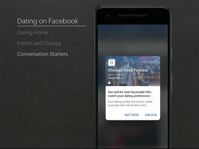 Dịch vụ hẹn hò của Facebook: Giúp người dùng tìm thấy mối quan hệ lâu dài chứ không phải làm cái xong thôi - Ảnh 5.