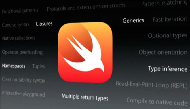 Apple đã tạo ra ngôn ngữ lập trình Swift cùng rất nhiều công cụ tiện lợi khác để hỗ trợ các nhà phát triển ứng dụng iOS.