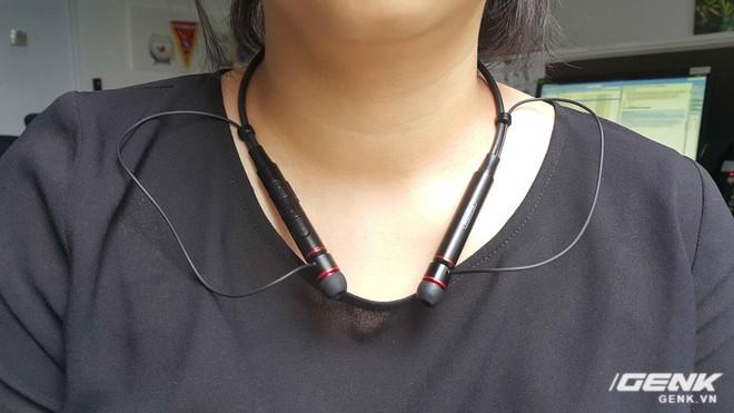 Đánh giá tai nghe không dây giá rẻ Remax RB-S6: âm thanh hay, kết nối cùng lúc 2 thiết bị, giá chưa tới 400 nghìn đồng - Ảnh 8.