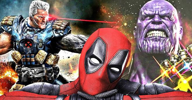 10 trò đùa mặn nhất Deadpool 2: Đá xoáy từ Marvel đến DC không sót một ai! - Ảnh 12.