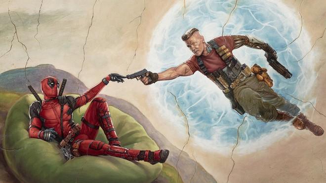 10 trò đùa mặn nhất Deadpool 2: Đá xoáy từ Marvel đến DC không sót một ai! - Ảnh 7.