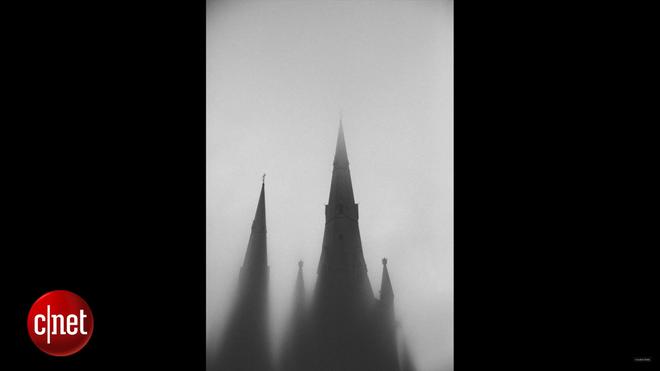 Cách này giúp bức ảnh chụp ra như trong những ngày có sương mù