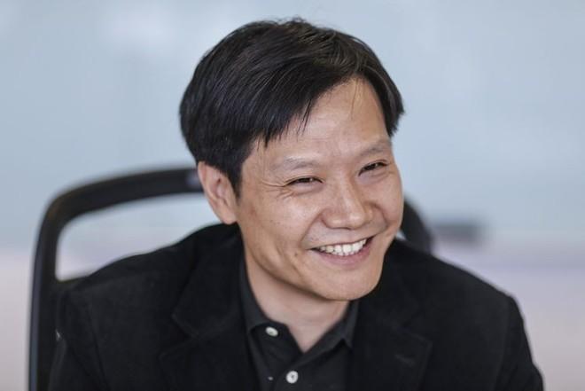 Nhà sáng lập Xiaomi, Lei Jun.